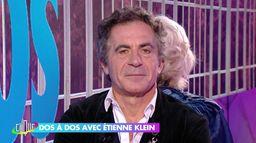 Etienne Klein dos à dos avec Catherine Ceylac
