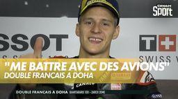 """Quartararo : """"me battre avec des avions"""" : Grand prix de Doha"""