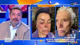 Stéphane Tapie donne des nouvelles de Bernard Tapie et de sa femme dans TPMP