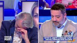 Bernard Tapie et sa femme agressés : Gilles Verdez en larmes dans TPMP