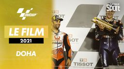 GP de Doha 2021 - Le film de la course : Moto GP