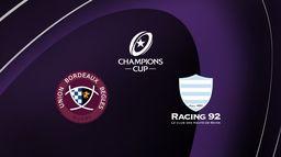 Bordeaux-Bègles / Racing 92