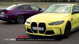 BMW M4 La légende du sport est de retour !
