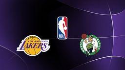 Los Angeles Lakers / Boston Celtics