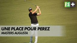Un coup à jouer pour Victor Perez ? Masters Augusta : Masters Augusta