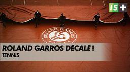 Le tournoi de Roland Garros décalé d'une semaine - Tennis : Tennis