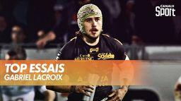 Top 5 des plus beaux essais de Gabriel Lacroix : Late Rugby Club
