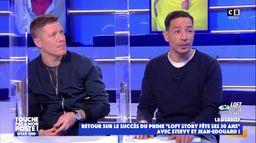 Steevy et Jean-Edouard reviennent sur l'état de santé de Loana