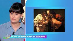Eva Bester : L'incrédulité de saint Thomas