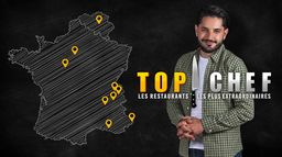 Top chef : les restaurants les plus extraordinaires