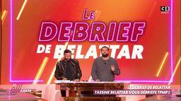 """Le """"débrief de Yassine Belattar"""" du 13 avril"""