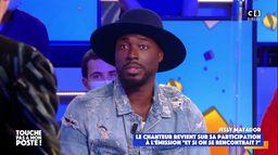 """Le chanteur Jessy Matador revient sur sa participation à """"Et si on se rencontrait ?"""""""