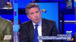 Ali Onaner, ambassadeur de Turquie en France explique la peine encourue contre Fabrice Azoulay