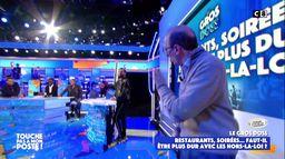 Vexé, Fabrice Di Vizio quitte subitement le plateau de TPMP !