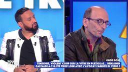 Récap TPMP : Fabrice Di Vizio quitte le plateau, affaire Fabien Azoulay, Schiappa face à J. Messiha