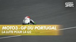 Chute de Kaito Toba : Grand Prix de Valence