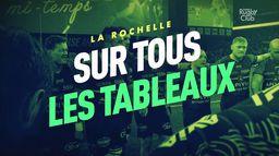 La Rochelle : Sur tous les tableaux : Canal Rugby Club