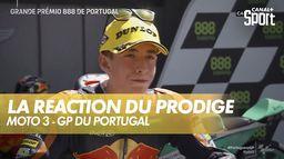 Pedro Acosta jeune prodige : Grand Prix du Portugal