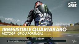 Irrésistible Fabio Quartararo : Grand prix du Portugal