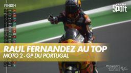 Raul Fernandez sans contestation : Grand Prix du Portugal