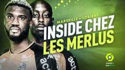 Marseille / Lorient : inside chez les Merlus : Canal Football Club