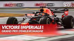 Verstappen s'impose devant Hamilton ! : Grand Prix d'Emilie-Romagne