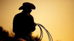 Un homme, un cheval et un pistolet