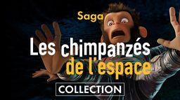 saga Les Chimpanzés de l'Espace