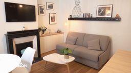 Un appartement parisien rénové et optimisé