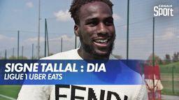 Signé Tallal : Boulaye Dia (Stade de Reims) : Ligue 1 Uber Eats