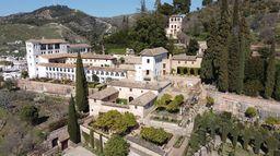 L'Alhambra, forteresse méditerranéenne