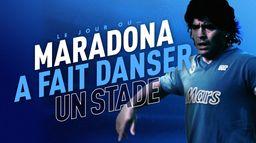 Le jour ou Maradona a fait danser un stade : Canal Football Club