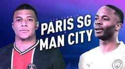 Paris SG / Manchester City : quelles failles exploiter ? : Canal Football Club