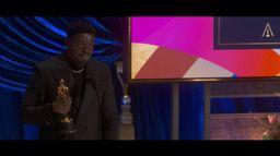"""""""Il faut célébrer la vie"""" Daniel Kaluuya - Meilleur Acteur dans un Second Rôle aux Oscars 2021"""
