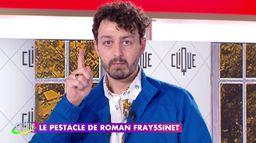 Roman Frayssinet prend du recul