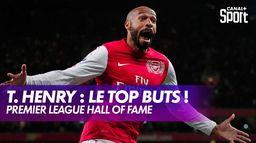 Le top buts de Thierry Henry en Premier League ! : Premier League