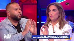 Le face-à-face entre Sonia Mabrouk et Anasse Kazib sur l'engagement politique des journalistes
