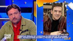 Christian Quesada en cavale : un paparazzi raconte sa fugue