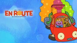 En route : les aventures de Tif et Oh