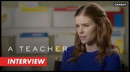 A Teacher - Les acteurs reviennent sur la série