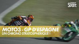 Andrea Migno balaye son propre record ! : Grand Prix de Valence