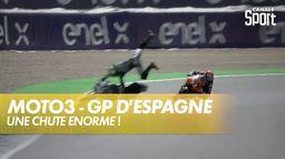 High side terrifiant de Darryn Binder ! : Grand Prix de Valence