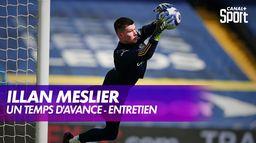 Entretien avec Illan Meslier (Leeds) : Premier League