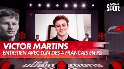 Entretien avec Victor Martins, l'un des 4 français en F3 cette année : Grand Prix du Portugal