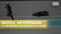 Le dernier tour incroyable du GP d'Espagne ! : Grand Prix de Valence