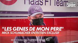 """Mick Schumacher : """"Les gènes de mon père"""" : Entretien exclusif"""