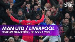 Manchester United / Liverpool : de 1995 à 2012 : Premier League
