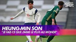 Heung-Min Son (Tottenham) se confie au micro de CANAL+ : Premier League