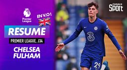 Le résumé de Chelsea / Fulham en VO : Premier League
