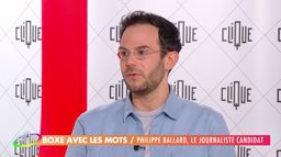 Clément Viktorovitch : Philippe Ballard, le journaliste candidat